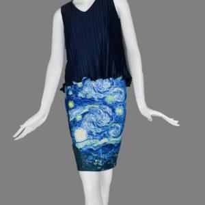 Faldas con arte