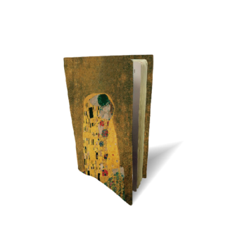 "Funda de pasaporte  ""El beso""  Gustav Klimt (1907/1908)"