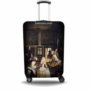 """Protector de maleta """"Las Meninas"""" Diego Velázquez (1656)"""