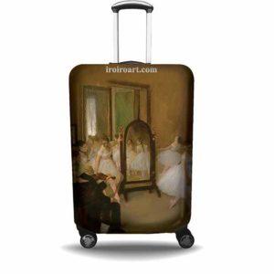 """Protector de maleta """"La clase de baile"""" Edgar Degas(1874)"""