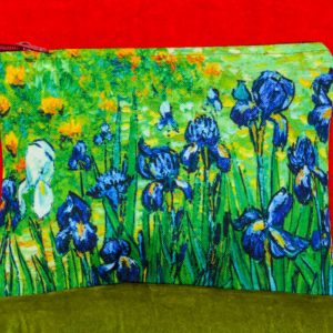 """Bolsita """"Los Lirios"""" Van Gogh"""