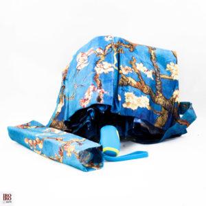 "Paraguas plegable ""Almendro en flor"" Van Gogh"