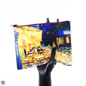 "Bolsita ""Café d'Arles"" Van Gogh"