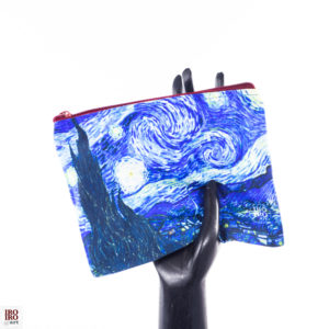 """Bolsita """"Noche estrellada"""" Van Gogh"""