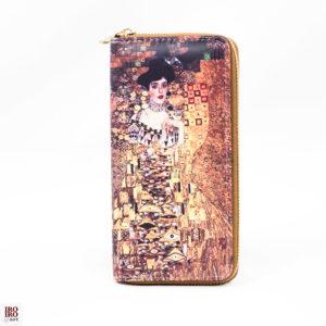 "Cartera ""La Dama dorada"" Gustav Klimt"