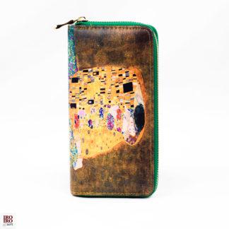 Cartera El Beso de Klimt