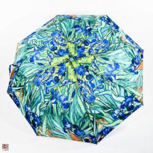 """Paraguas """"Los Lirios"""" Van Gogh"""
