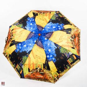 """Paraguas """"Café d'Arles"""" Van Gogh"""