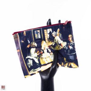 "Bolsita ""Las Meninas"" Diego Velázquez"