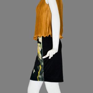 Falda Divan Japonais. Toulouse Lautrec (1893)