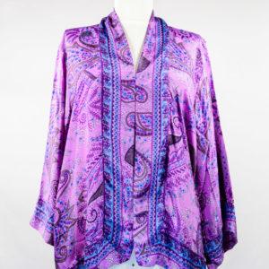 Kimono de seda Lila 05 iroiroart.com