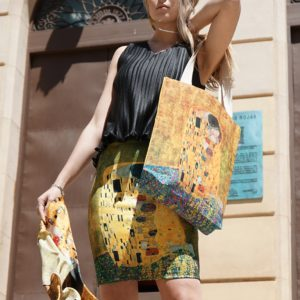 Falda El Beso de Gustav Klimt 01 Iroiroart.com