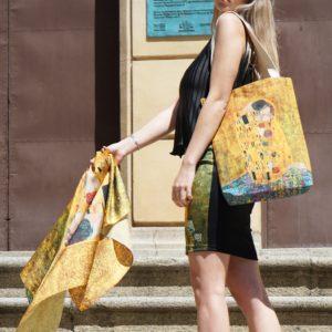 Falda El Beso de Gustav Klimt 02